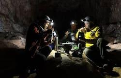 <p>&nbsp;Lombrives cave</p>