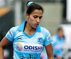 Indian women's hockey captain Rani Rampal and six other players test positive for COVID-19 dva
