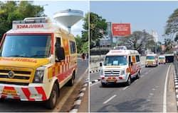 <p>Kaniv 108 Ambulance</p>