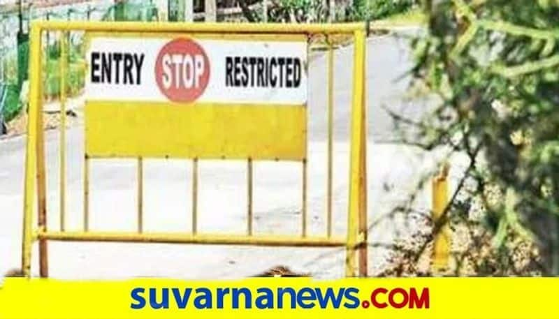 5 villages Of Hunasuru Completely Seal Down Due to Covid high risk snr