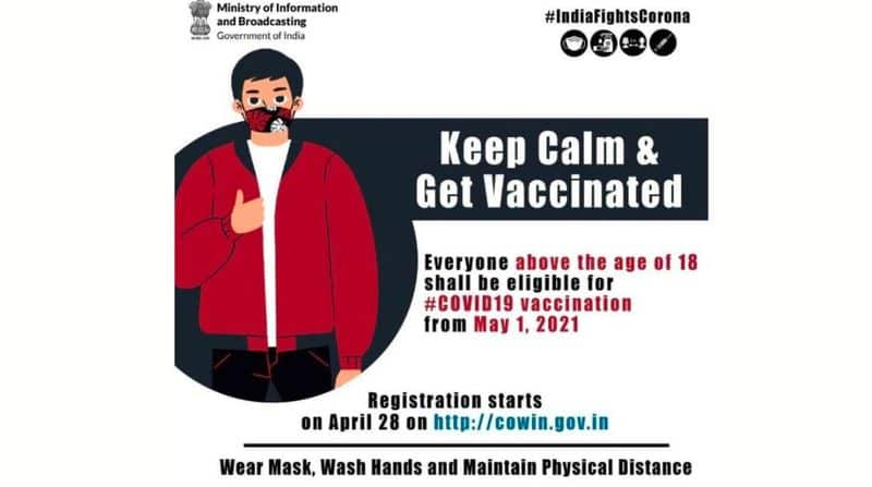 Covid 19 vaccine registration to open for all adults at 4pm today check Here how to register