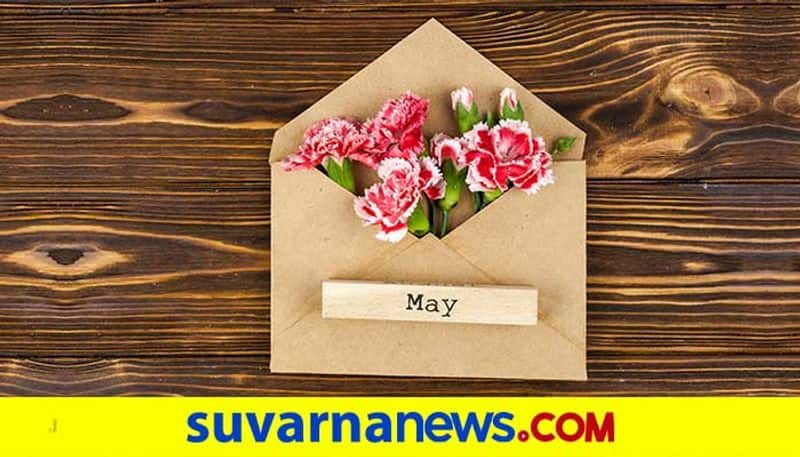 People born in May are artistes creative writers poets