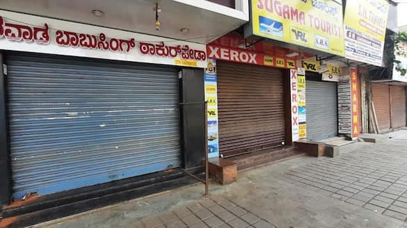 covid lockdown Likely to continue in Karnataka snr