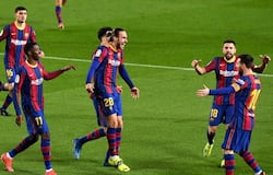<p>FC Barcelona</p>