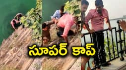 Youth Jumps Into Hussain Sagar Lake, Police Home guard Rescues
