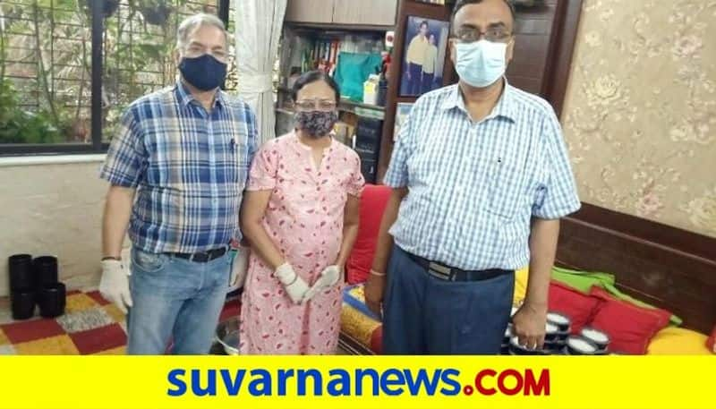 Mumbai Man Provides Food Twice A Day To 200 COVID-19 Patients In Home Quarantine dpl