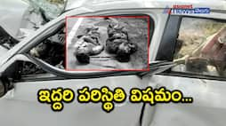 three dead, two injured in road accident at eluru akp