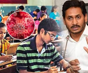 AP CM YS Jagan Hell Bent About Conducting Tenth and inter Exams, Students and Their parents worried