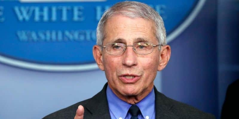 Dr Anthony Fauci's suggession to India to tackle cureent Covid-19 crisis ALB