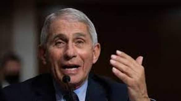 Situation very desperate Top US expert Fauci advises India to marshal all resources to fight Covid surge