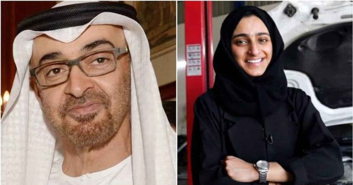 An emirati woman marrying Marriage
