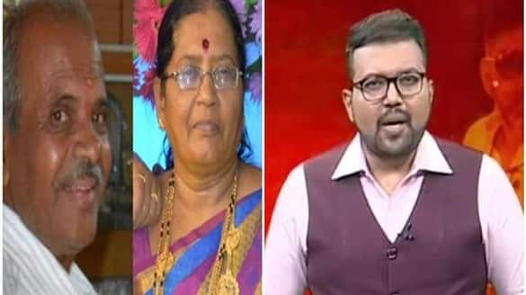 Public TV Anchor Arun Badiger emotional letter to departed parents who succumbed to Covid19 rbj