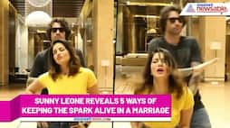Sunny Leone shows ways of keeping spark alive in a marriage with Daniel Weber Share; watch this video - ank