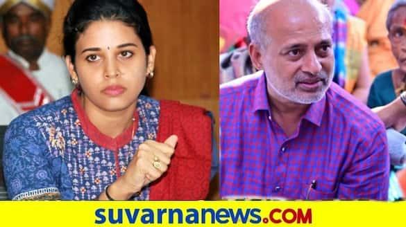 We want Role Model behavior Sara Mahesh unhappy over Mysuru DC Rohini snr
