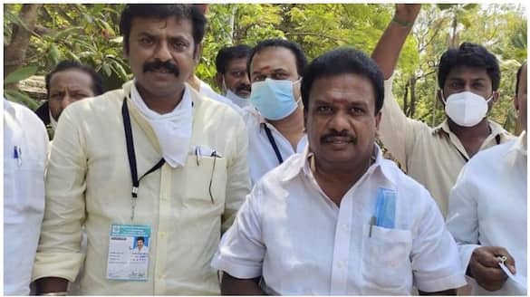 First victory ... Pillaiyar swirling AIADMK .... Official announcement ..!