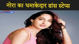 Nora fatehi's amazing dance, see the video kpv
