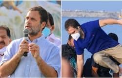 <p>Rahul Gandhi in Kerala</p>