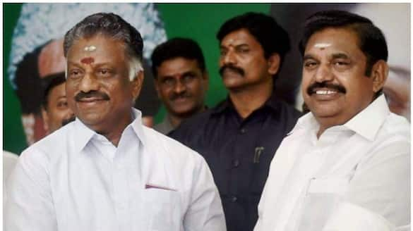No value, no respect ... OPS supporter withdraws from AIADMK ..!