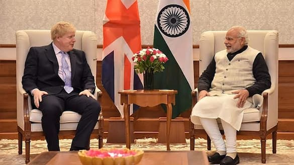 Narendra Modi-Boris Johnson virtual summit on May 4-VPN