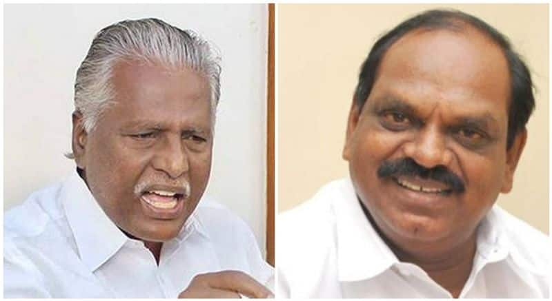 The two MPs who won the election... which post will they resign..? Such a mess in the AIADMK ..!