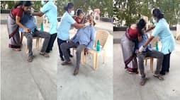 <p>engineer died in hospital waiting lounge in tirupati amara hospital</p>