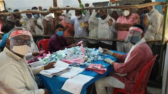 UP district panchayat member election result: Mulayam Singh Yadav's niece and Ramgovind Chaudhary's son lost, Jethani won from Devrani asa