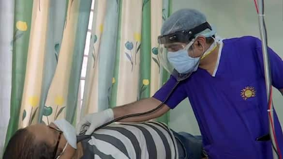 Real Hero Dr Mukund working regularily in Covid time despite personal loss DHA