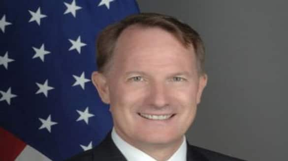 US Mission in India new incharge Daniel B.Smith said I am ready to work with support DHA