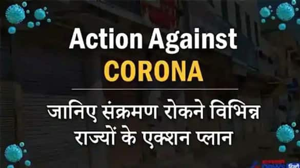 Action Against Corona, Story of Action Plans of Different States to Prevent Corona Infection kpa