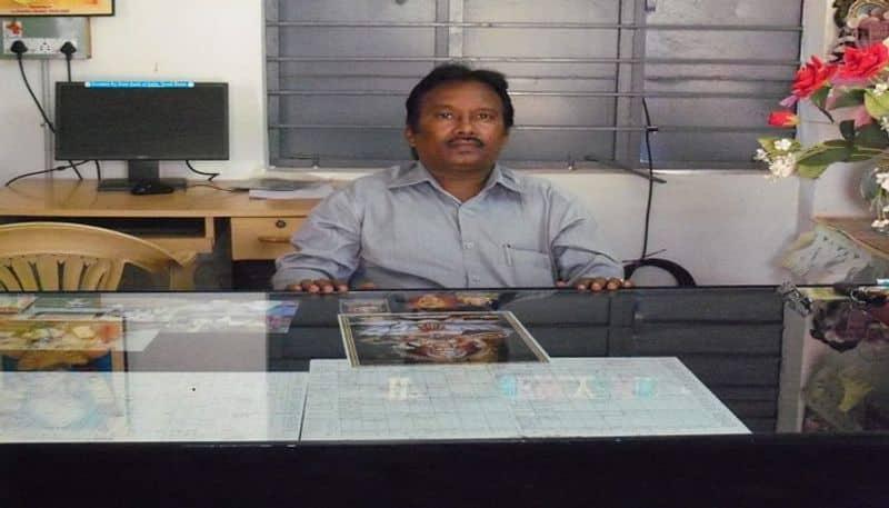 Govt school HM Veera raghavendra Rao dies with Coronavirus