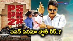 pawan to essay dual role in harish shankar's movie, story leaked..?