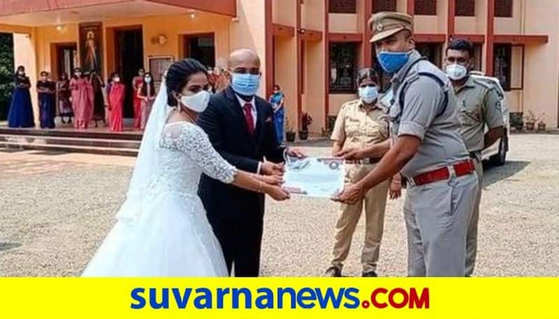 Kerala police in search of couples who comply with COVID-19 protocol