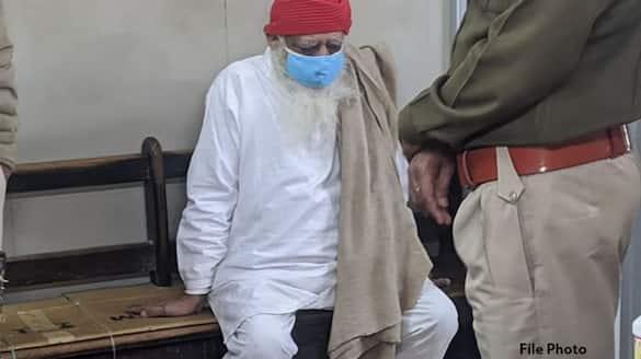 Asaram Bapu infected with corona admitted to ICU pod