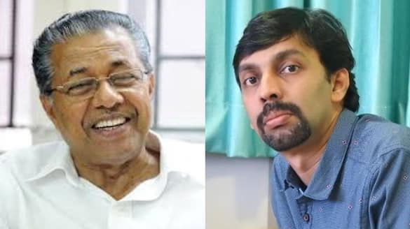 When Covid infected to the treating doctor CM pinarayi vijayan called and inquired