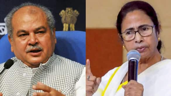 Mamata Banerjee ignore Agriculture minister letter and writes to PM Modi for PM Kisan scheme ckm