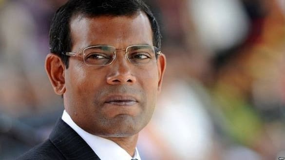 Maldives Ex President Mohammad Nasheed attacked while entering in car, many injured DHA