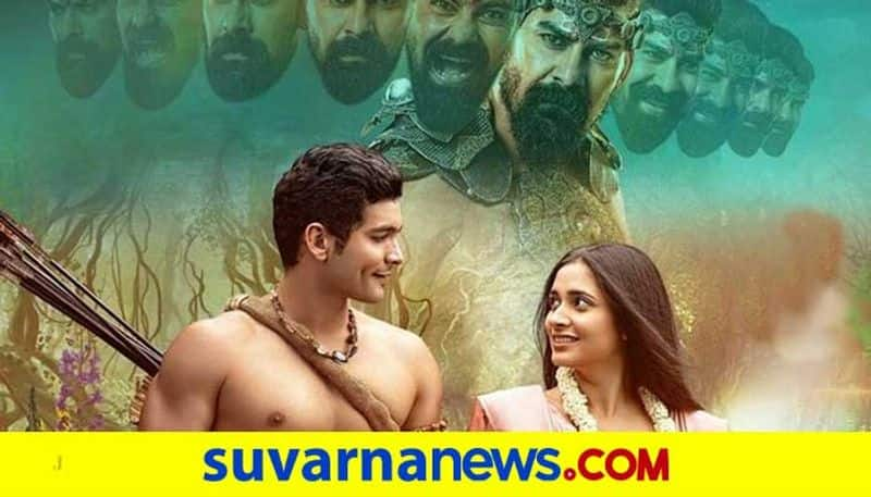 Kannada actor Diganth Ramyug web series gives contemporary touch to Ramayana vcs