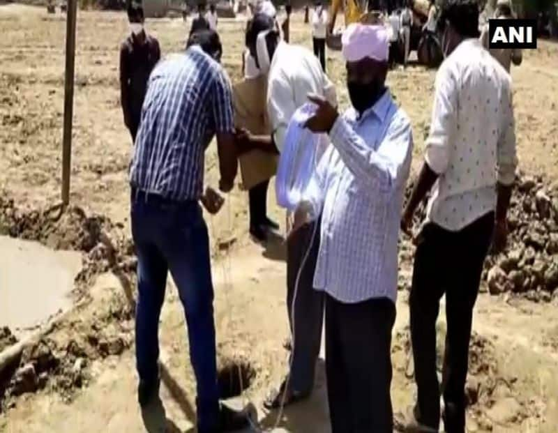 The four-year-old boy who fell borewell in Jalore has been rescued BPC