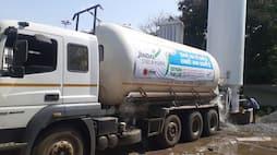 <p>oxygen tanker transport via green channe</p>
