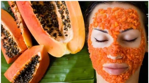 papaya face pack for glow and healthy skin