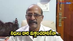 Sarpanches should be given check power immediately - Rajendra Prasad