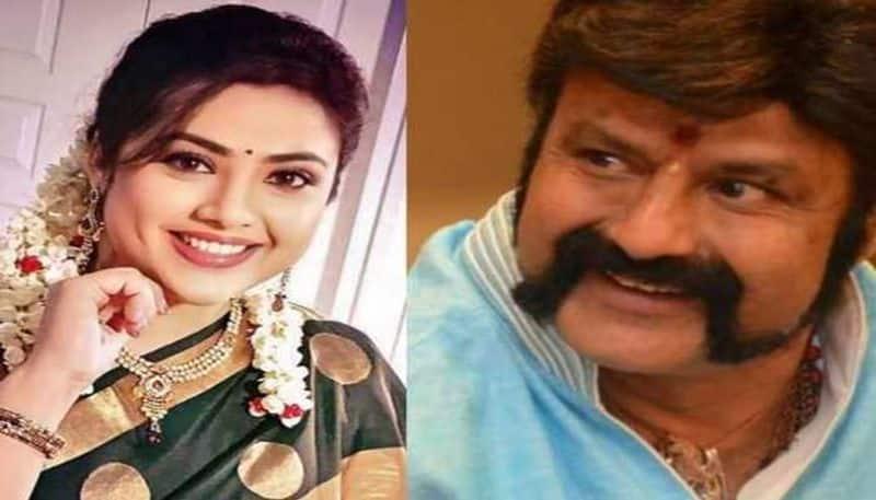 Meena in Balayya new film directed by Gopichand malineni jsp