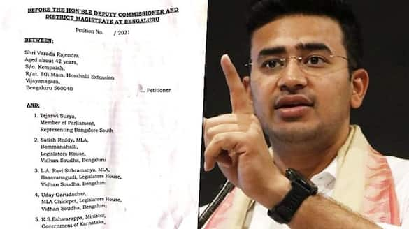 BBMP alleged bed blocking scam: Complaint against Tejasvi Surya, Eshwarappa and three BJP MLAs-ycb