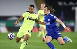 <p>Leicester City v Newcastle United</p>