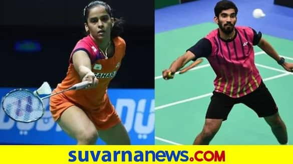Singapore Open Badminton Tourney cancelled Saina Nehwal Kidambi Srikanth to miss Tokyo Olympics kvn