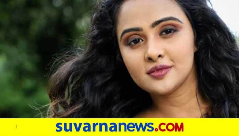 Kannada actress Sathvika converts 3 shooting house into covid 19 center vcs