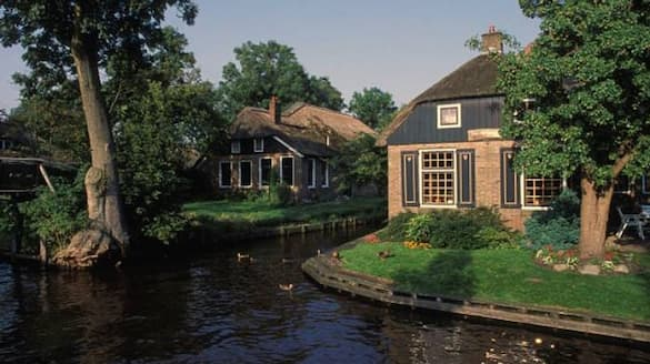 Giethoorn Venice of the Netherlands