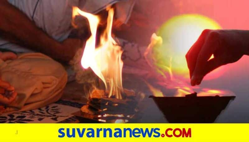 Significance of Agnihotra which could increase Oxygen level in atmosphere