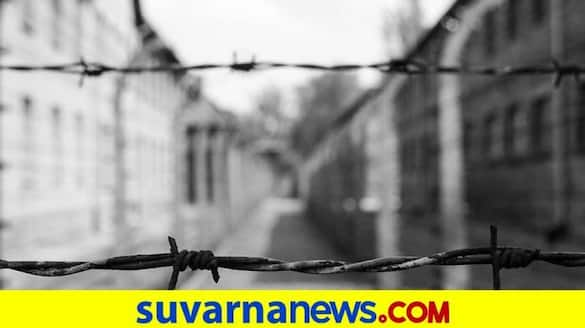 Barbed Wire To Anganwadi due to Dalit woman Select in Chikkaballapur grg