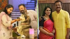 suresh gopi facebook post about wife birthday
